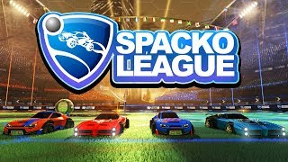 SPACKO LEAGUE 💀 HWSQ #021 ★ ROCKET LEAGUE