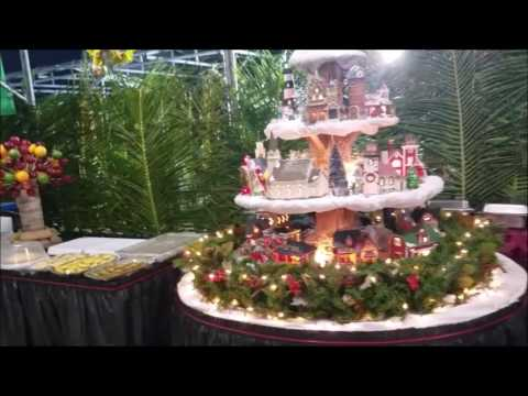 MERRY CHRISTMAS PARTY 2016 AT JOB SITE OF BRIDGE INVESTMENT GROUP BIG, TINIAN, USA