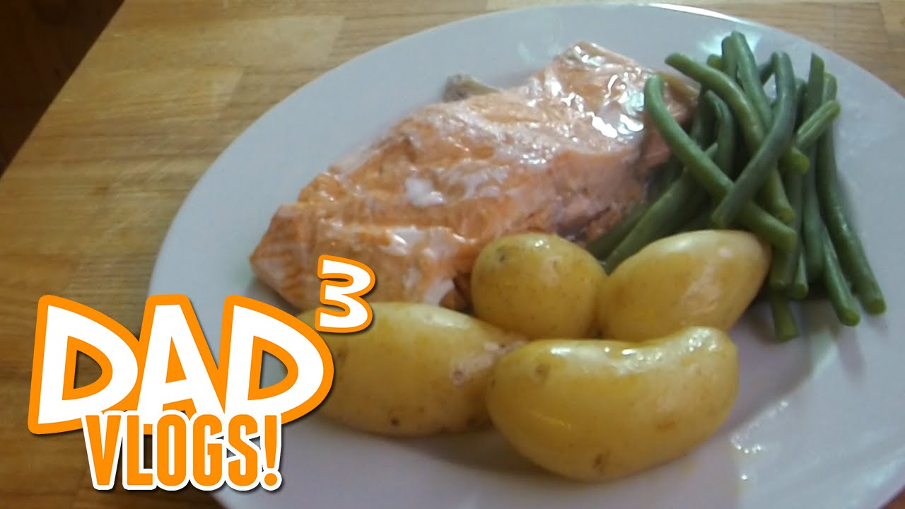 Dads secret recipes super sexy salmon youtube forumfinder Images