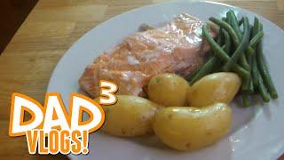 Dad³'s Secret Recipes! - Super Sexy Salmon!