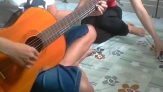 Nồng Nàn Cao Nguyên guitar cover