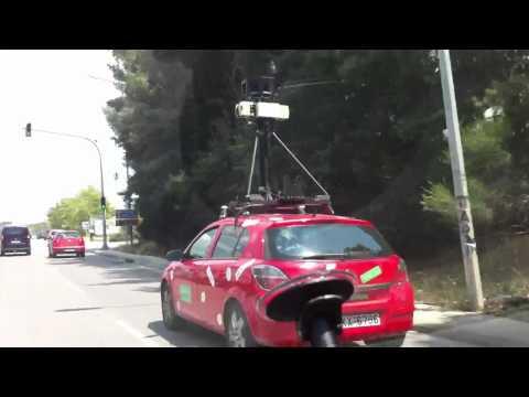 Google maps στη Θεσσαλονικη