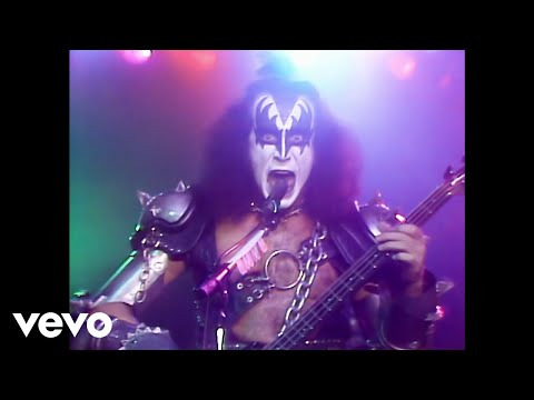 Kiss - I Love It Loud (Official Music Video)