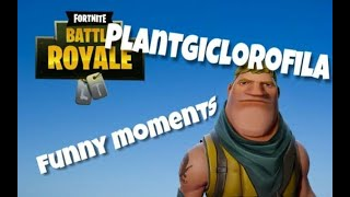 PlantgiClorofila IS NOT A BOT ANYMORE? FORTNITE BATTLE ROYALE