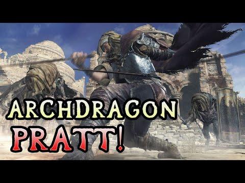 Dark Souls 3 Rage: Archdragon Peak! (#35)