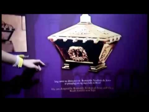 Memorabilla of Dr. Jose Rizal Documentary