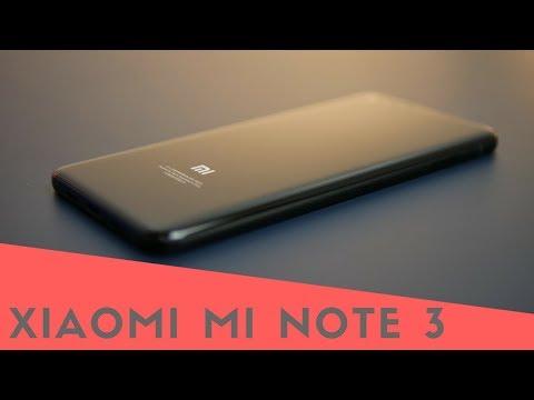 Xiaomi Mi Note 3 Recensione ITA