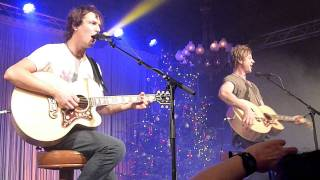 Sunrise Avenue  - Destiny + Medley - live @ Radio Pilatus Christmas Night Luzern 17.12.2011