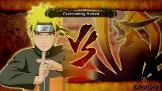 Naruto Ultimate Ninja Storm 3 Naruto Vs The Nine Tails S-Rank Hero (English)