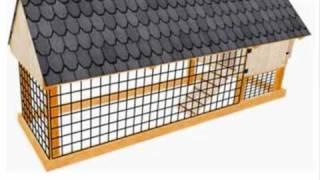 Building a chicken coop - DIY tutorial