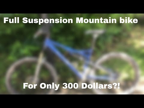 Best Mountain Bike Under $300!?