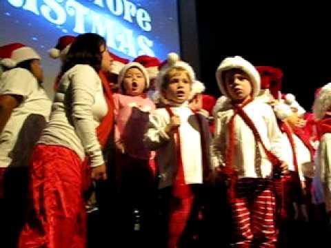 Gianna's First Christmas @ Green Valley Christian School