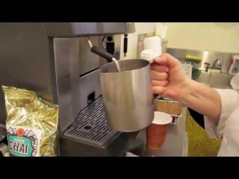 David Rio Power Chai® - Dirty Iced Chai Latte @ Jolt 'n Bolt Bakery & Café