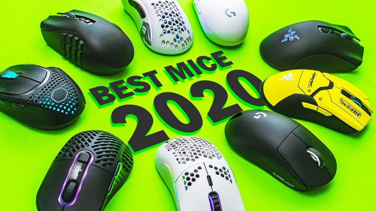 The Best Gaming Mice in 2020 - From Actual Gamers! - Hardware Canucks