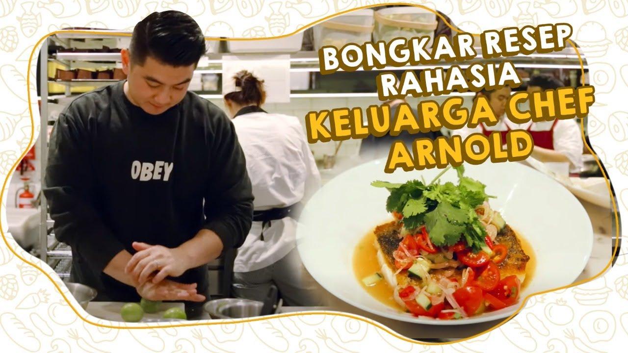 Bongkar Resep Rahasia Keluarga Chef Arnold Part 1 Youtube