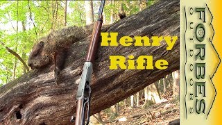 Hunting with the Henry Rifle