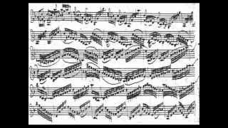 Video J. S. Bach - Chaccone (Henryk Szeryng) + Violin Sheet Music download MP3, 3GP, MP4, WEBM, AVI, FLV Januari 2018