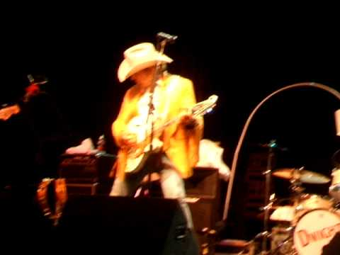 For Eddie Perez Fans.  Long White Cadillac by Dwight Yoakam