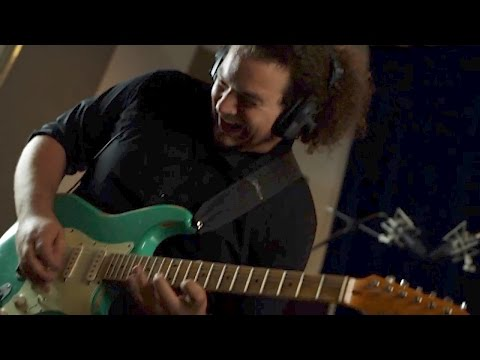 Funk Rock Guitar Shred Jam - Rabea Massaad, Dave Hollingworth, Ben Minal