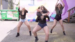 Rauw Alejandro x Nicky Jam ''Que Le Dé'' - Choreography by DanZa Productions