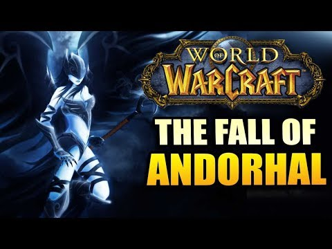 The Fall of Andorhal // Nub's RP Let's Play // World of Warcraft