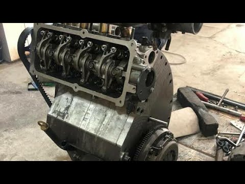 Kare Pistonlu Motor 1 Litre Benzinle 100 Km