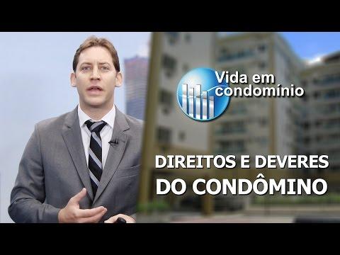 Vida em Condomínio 003 - Direitos e deveres dos condôminos