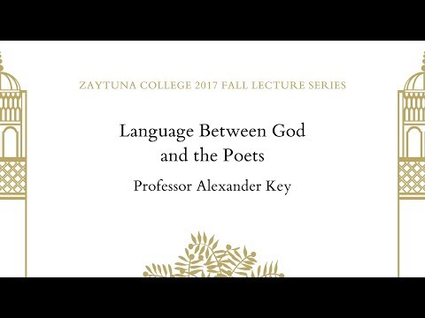 Language Between God and the Poets | Alexander Key