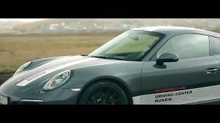 Porsche Russia Road Show Krasnoyarsk 2017