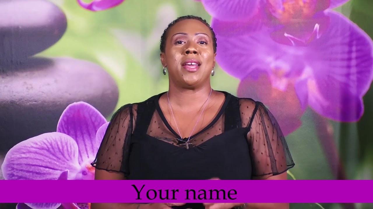 sample Spa video