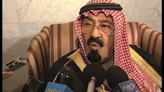 عندما ابكى الزميل سعد السيلاوي الملك عبدالله بن عبدالعزيز