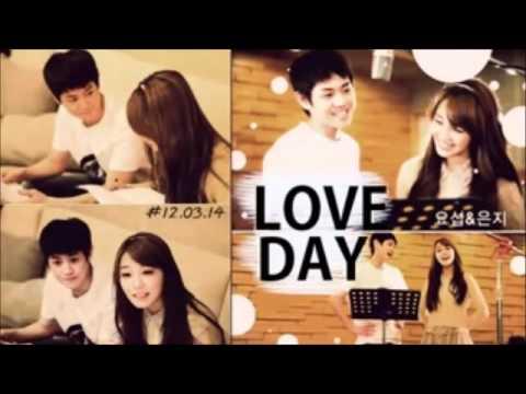 LOVE DAY- YoSeop and Eunji (B2UTY ver.)