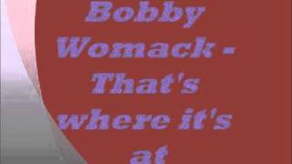 Bobby Womack - That