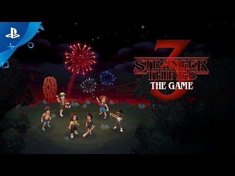 Stranger Things 3: The Game - Launch Trailer | PS4