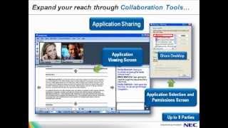 NEC's Unified Communications Desktop Suite