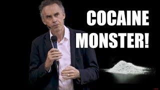 Jordan Peterson Feeds the Cocaine Monster