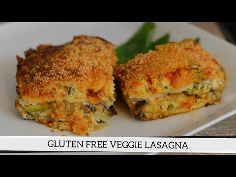 Steps to make Gluten-Free Lasagna
