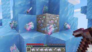 I found a new ore BETTER than netherite in Minecraft...