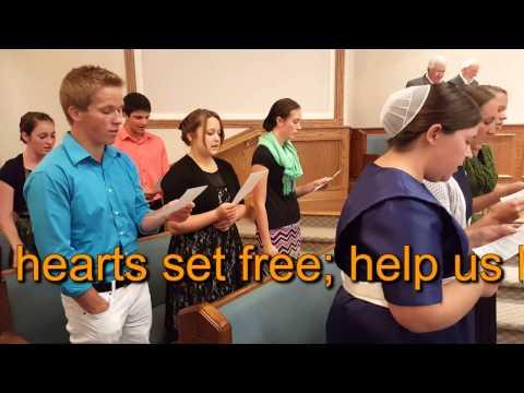 Hartville Christian School Alma Mater 2015 w/lyrics