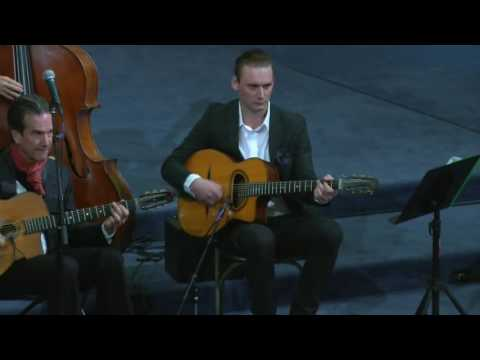 St. Louis Cathedral Christmas Concert 2016: Tony Green and Gypsy Jazz