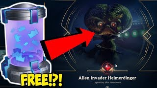 How To Get FREE League Of Legends Summoner's Crown Capsule! | IT ACTUALLY WORKED