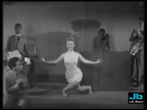 Jo Ann Campbell - Let Me Do My Twist (Hey, Let's Twist - filmed at Peppermint Lounge 1961)