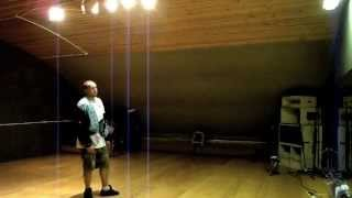 Rare Chris Brown- Freestyle  Session