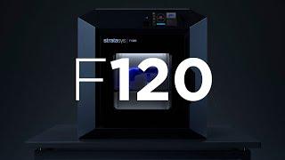 The Stratasys F120 Desktop 3D Printer