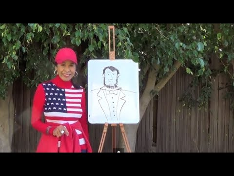 how to draw george washington carver step by step images