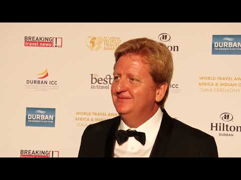 Wayne Coetzer, general manager, Oyster Box Hotel