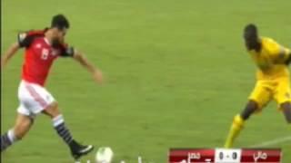 ملخص مباراة مصر ومالي ,الشوط الاول ,كأس امم افريقيا 17-1-2017