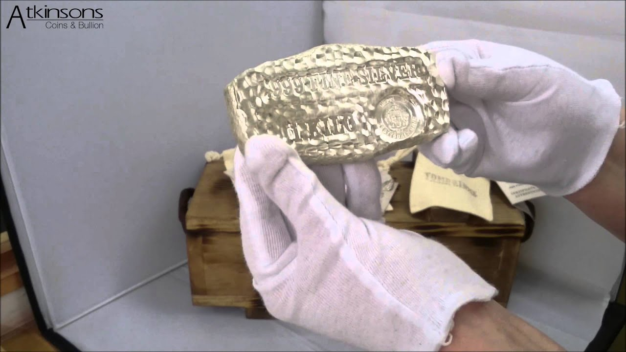 Scottsdale Tombstone Silver Bars With Presentation Box YouTube