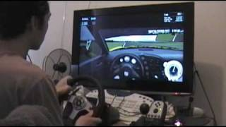 GTR Evolution gameplay