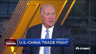 Trump's approach on trade is a departure from US tradition, says Bill Daley